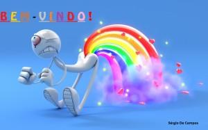 bem-vindo ao arcoiris