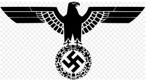 Águia estilizada nazi